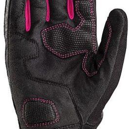 Ženske moto rokavice RS Spring črna/fuksija – Ixon