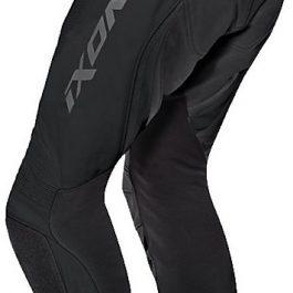 Motoristične usnjene hlače Falcon črne – Ixon