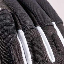 Ženske moto rokavice RS Spring črna/bela – Ixon