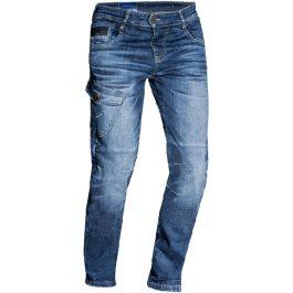 Jeans hlače Defender modre – Ixon