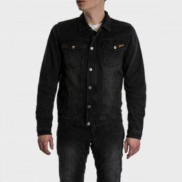 Jeans jakna Florida črna – Broger