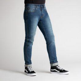 Jeans hlače California washed blue – Broger