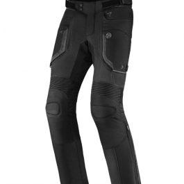 Moto hlače Borg črne – Rebelhorn