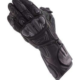 Moto rokavice Rebel črne – Rebelhorn
