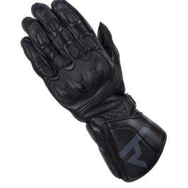 Ženske moto rokavice ST črne – Rebelhorn
