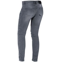 Ženske jeans hlače Vicky sive – Ixon