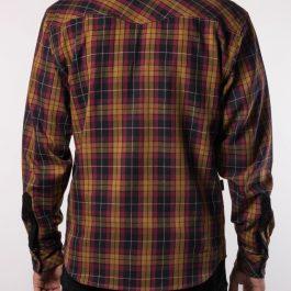 Moto srajca Alaska karamel – Broger