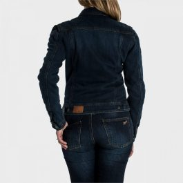 Ženska jeans jakna Florida modra – Broger