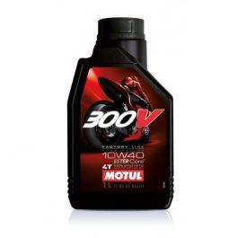 Racing olje 300V 10W-40 Factory Line 1L – Motul