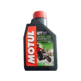 Olje Scooter Expert 2T 1L – Motul