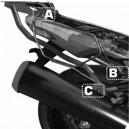 Stranski nosilci za Kawasaki ZZR 1400 – Kappa