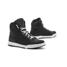 Moto čevlji Swift J Dry črni – Forma