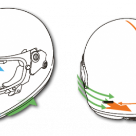 Integralna čelada-Concept-X-Arai