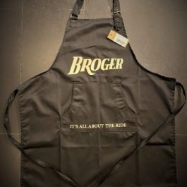 """Predpasnik-It""""s all about the ride-Broger"""