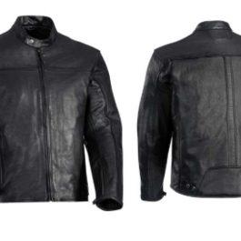 Usnjena jakna-CRANK C-Ixon