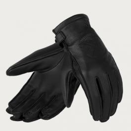Moto rokavice-Alaska Vintage-črne-Broger